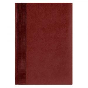 Недатированный ежедневник VELVET 650 U (5451) 145x205 красный