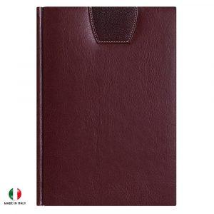Недатированный ежедневник SHIA NEW 5451 (650 U) 145x205 мм бургунди