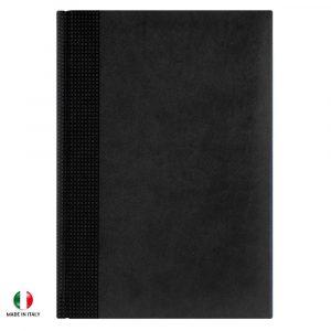 Недатированный ежедневник VELVET 650U (5451) 145x205мм черный