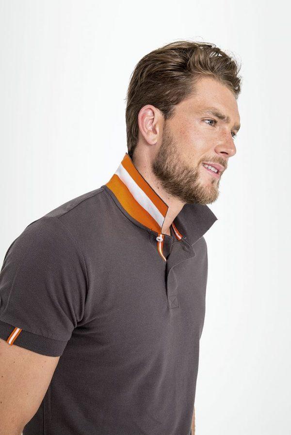 Рубашка поло мужская PATRIOT 200