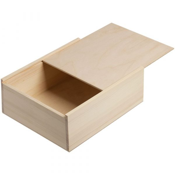 Деревянный ящик Timber