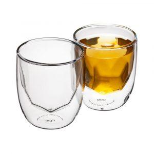 Набор малых стаканов Elements Metal