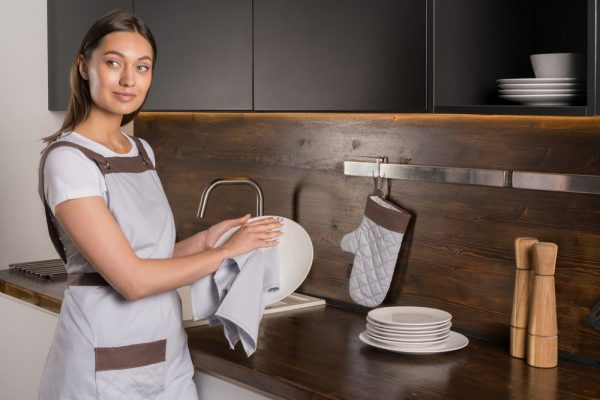 Набор кухонных полотенец Keep Palms