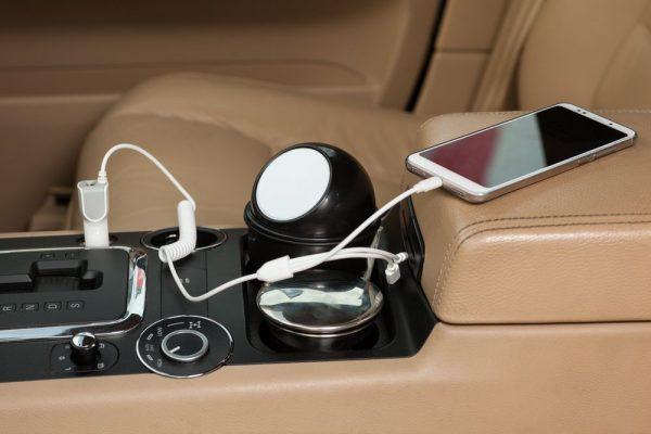 Автомобильное зарядное устройство High Ride