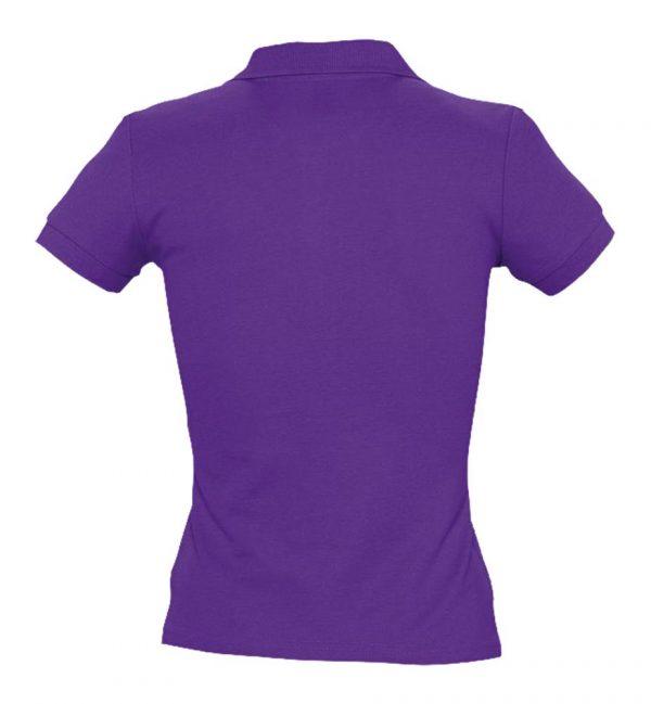 Рубашка поло женская PEOPLE 210