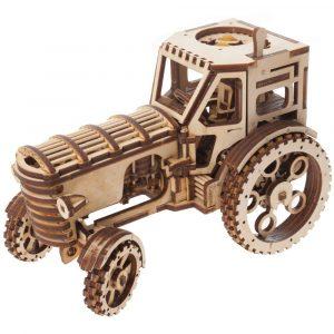 Механический конструктор «Трактор»