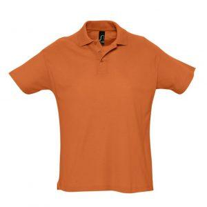 оранжевая