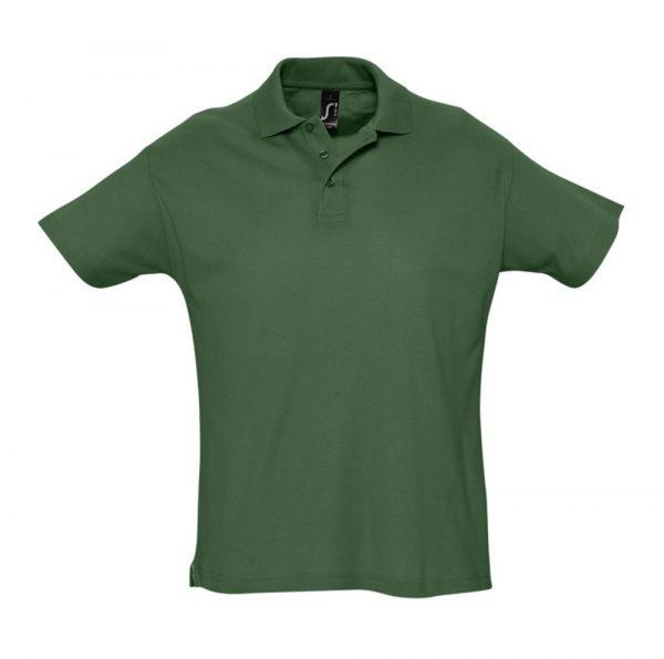 темно-зеленая