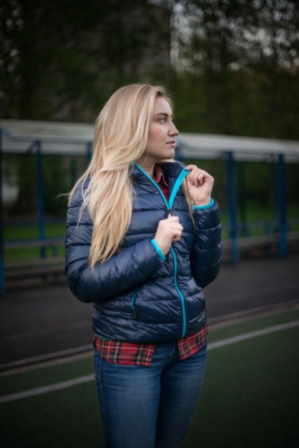 Куртка пуховая женская Tarner Lady