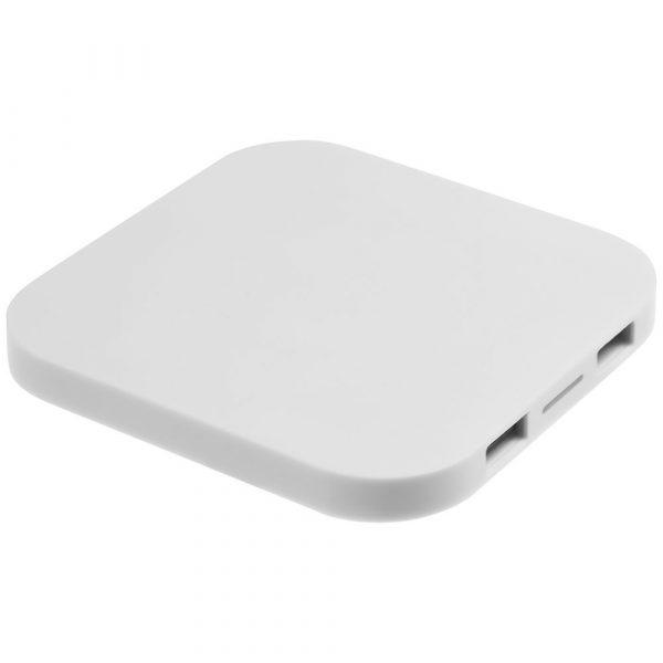 Беспроводное зарядное устройство Interra с выходами USB