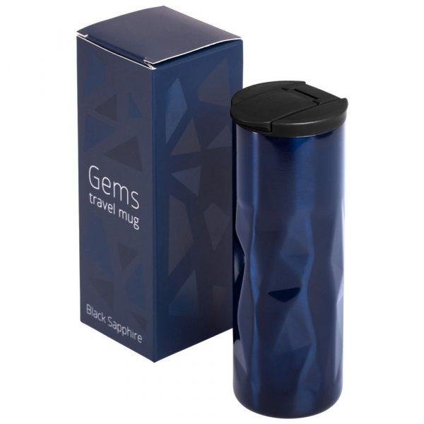 Термостакан Gems Black Sapphire