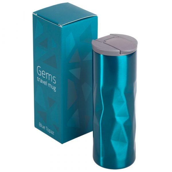 Термостакан Gems Blue Topaz