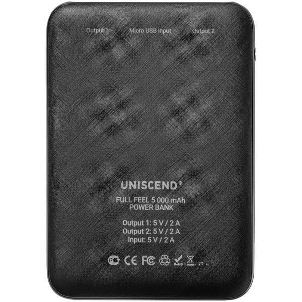 Внешний аккумулятор Uniscend Full Feel 10000 mAh с индикатором