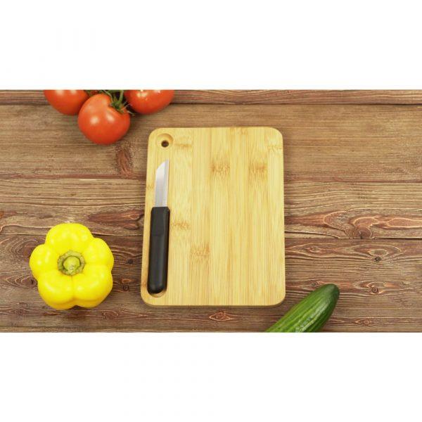 Разделочная доска и нож Piccolo