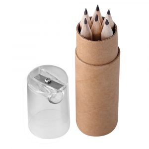 Набор карандашей Office с точилкой
