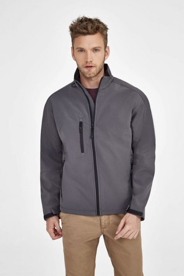 Куртка мужская на молнии RELAX 340