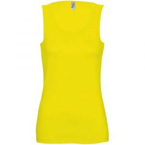 желтая (лимонная)