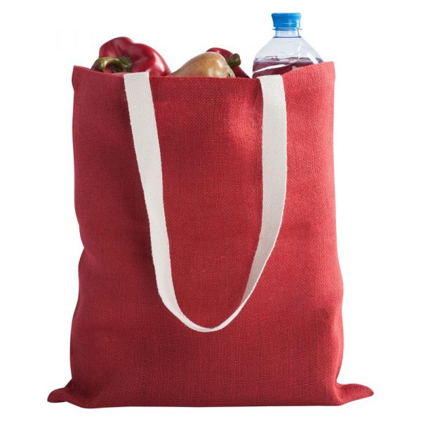 Холщовая сумка на плечо Juhu