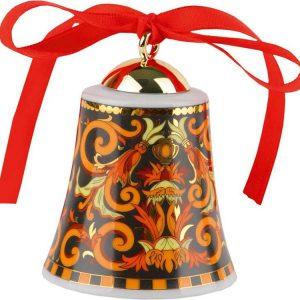 Новогодний колокольчик Barocco