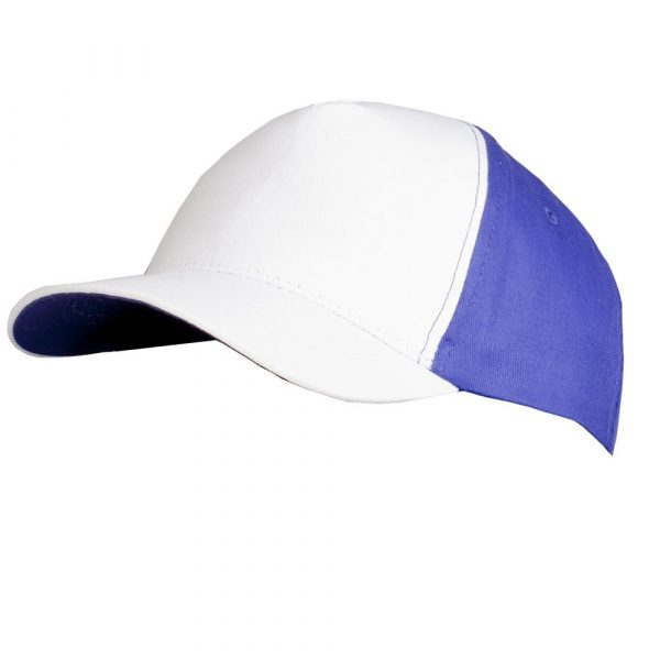 белая с синим
