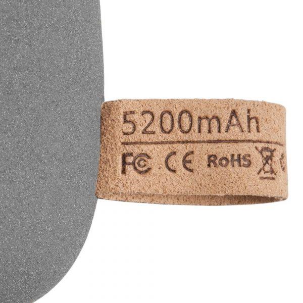 Внешний аккумулятор Pebble 5200 мАч