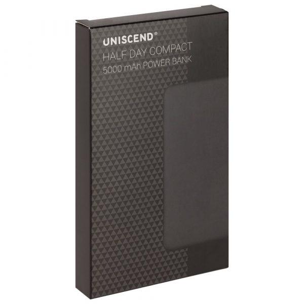 Внешний аккумулятор Uniscend Half Day Compact 5000 мAч