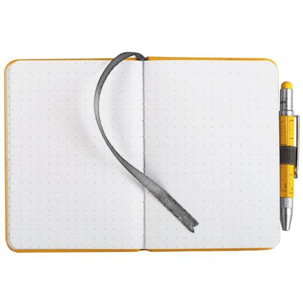 Блокнот Lilipad с ручкой Liliput