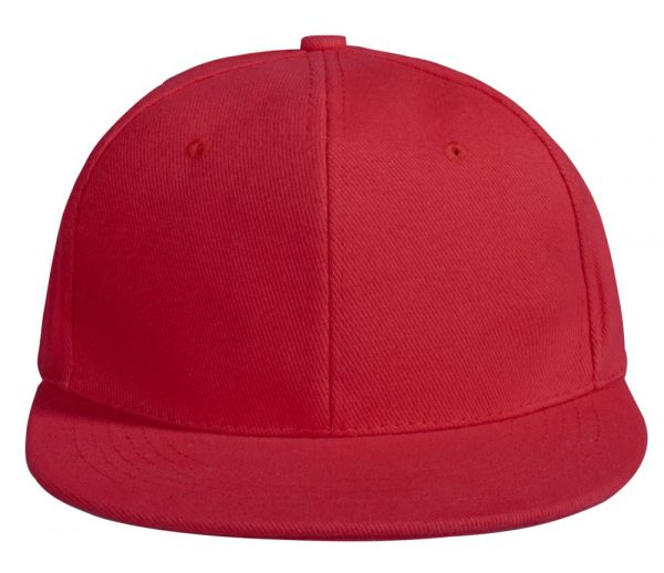 красная