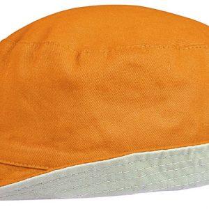 светло-оранжевая с серым