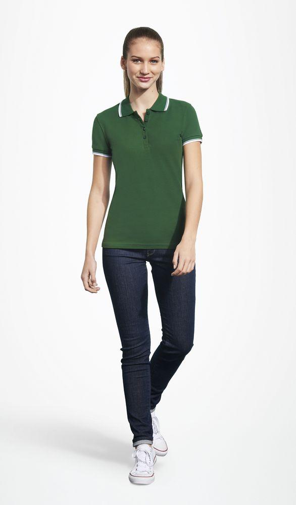 Рубашка поло женская Practice Women 270