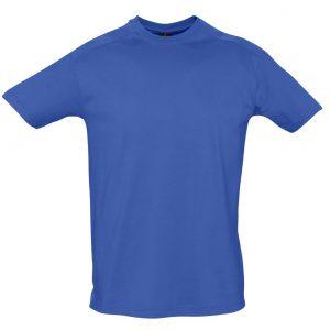 Футболка рабочая Mega pro 190 ярко-синяя