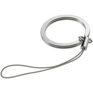 Фурнитура для флешки (шнурок с кольцом)