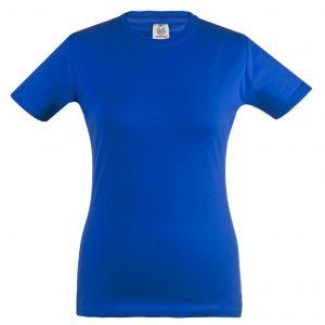 Футболка женская Unit Stretch 190 ярко-синяя