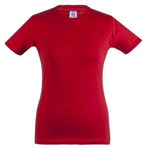 Футболка женская Unit Stretch 190 красная