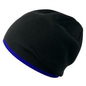черно-синяя