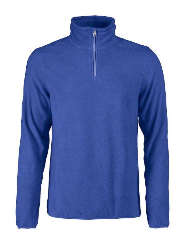 Толстовка флисовая мужская Frontflip синяя