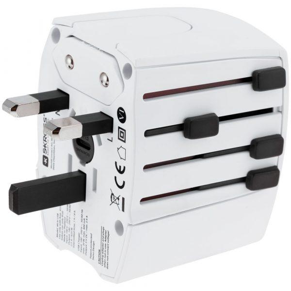 Зарядное устройство S-Kross MUV USB для путешествий