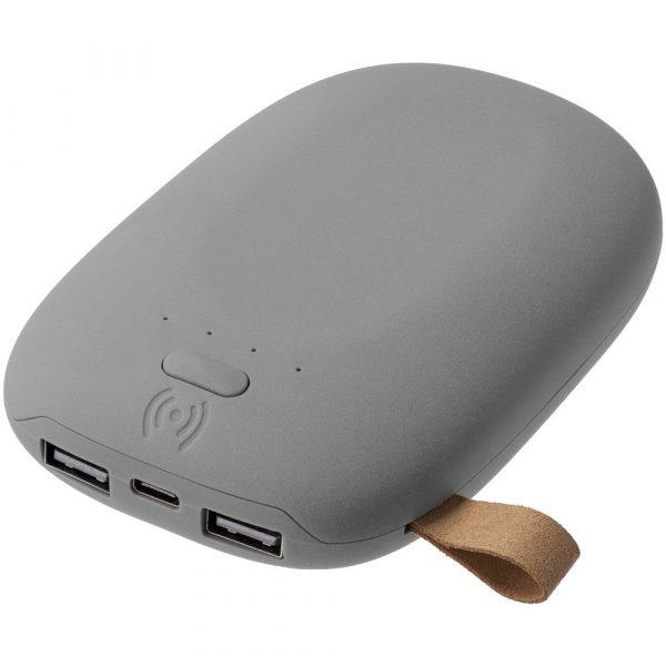Аккумулятор с беспроводной зарядкой Pebble Wireless 9000 мАч