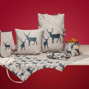 Подушка «Северный олень»