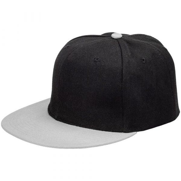 черная с серым