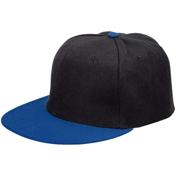 черная с синим