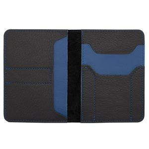 черный с синий