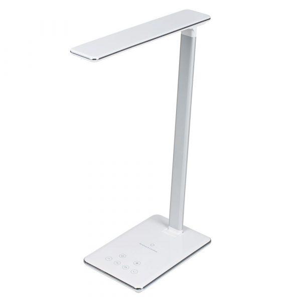 Настольная лампа с беспроводной зарядкой Power Spot