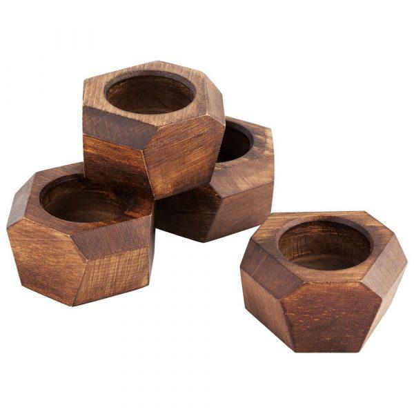 Набор подсвечников Wood Job