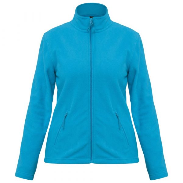Куртка женская ID.501 бирюзовая