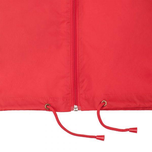 Ветровка женская Sirocco красная