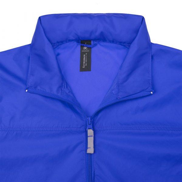 Ветровка женская Sirocco ярко-синяя