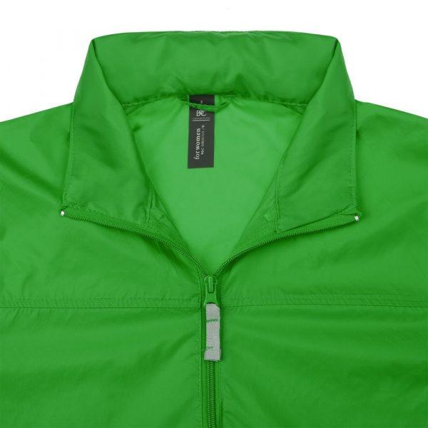 Ветровка женская Sirocco зеленое яблоко