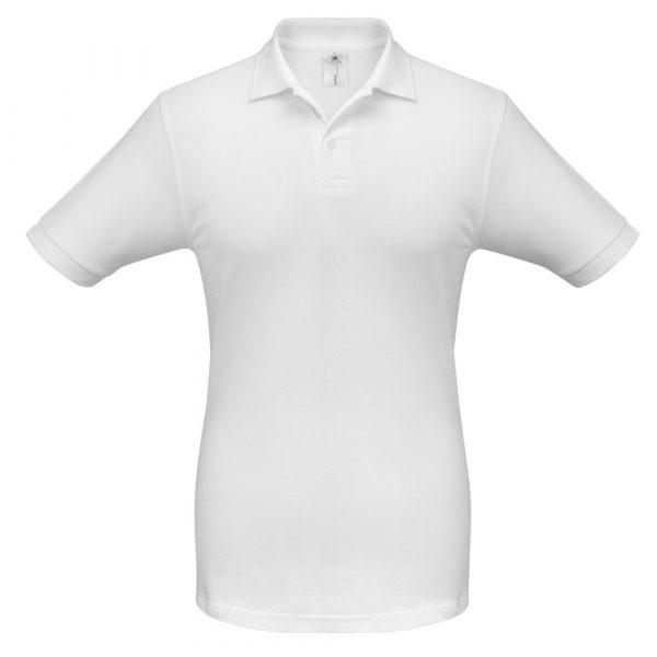 Рубашка поло Safran белая