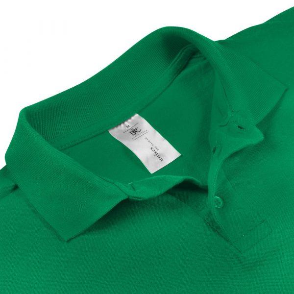 Рубашка поло Safran зеленая